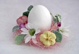 イースター卵ピンク¥700